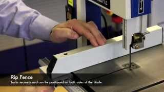 Screwfix - Scheppach Basa 1 195mm Bandsaw