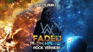 Alan Walker FADED Rock Version Cover