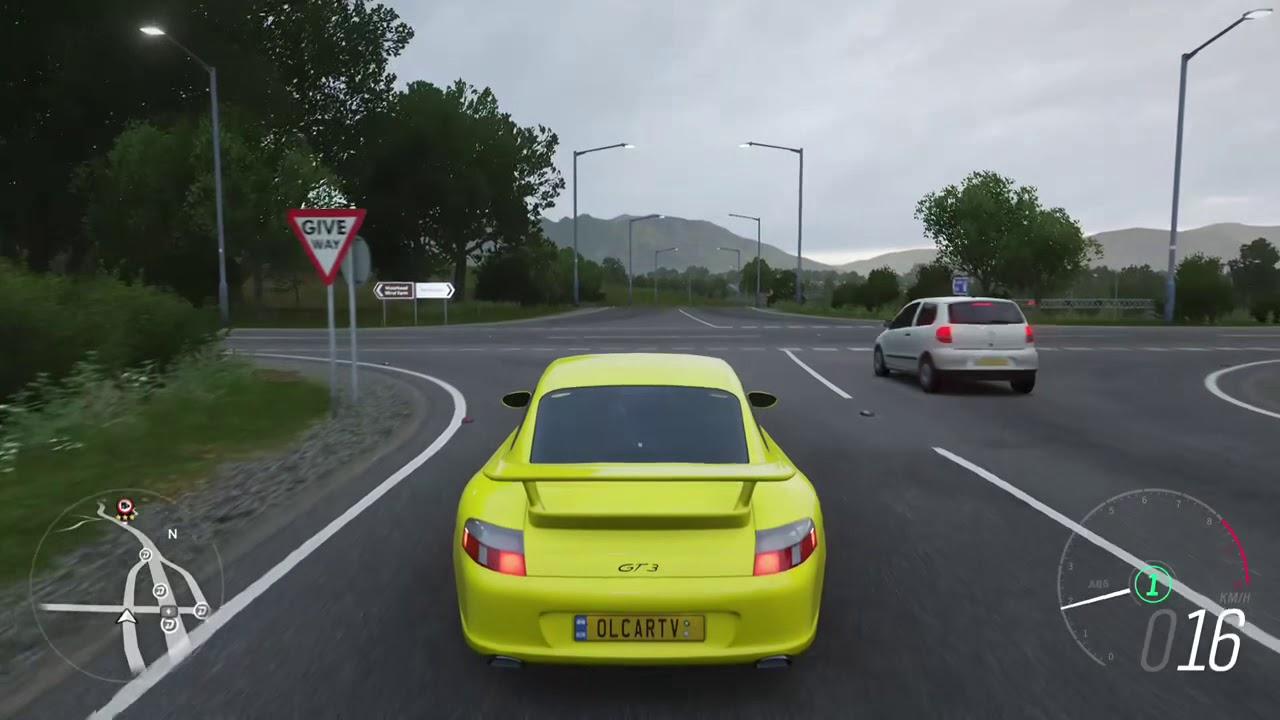 PORSCHE 911 GT3 | FORZA HORIZON 4 - YouTube