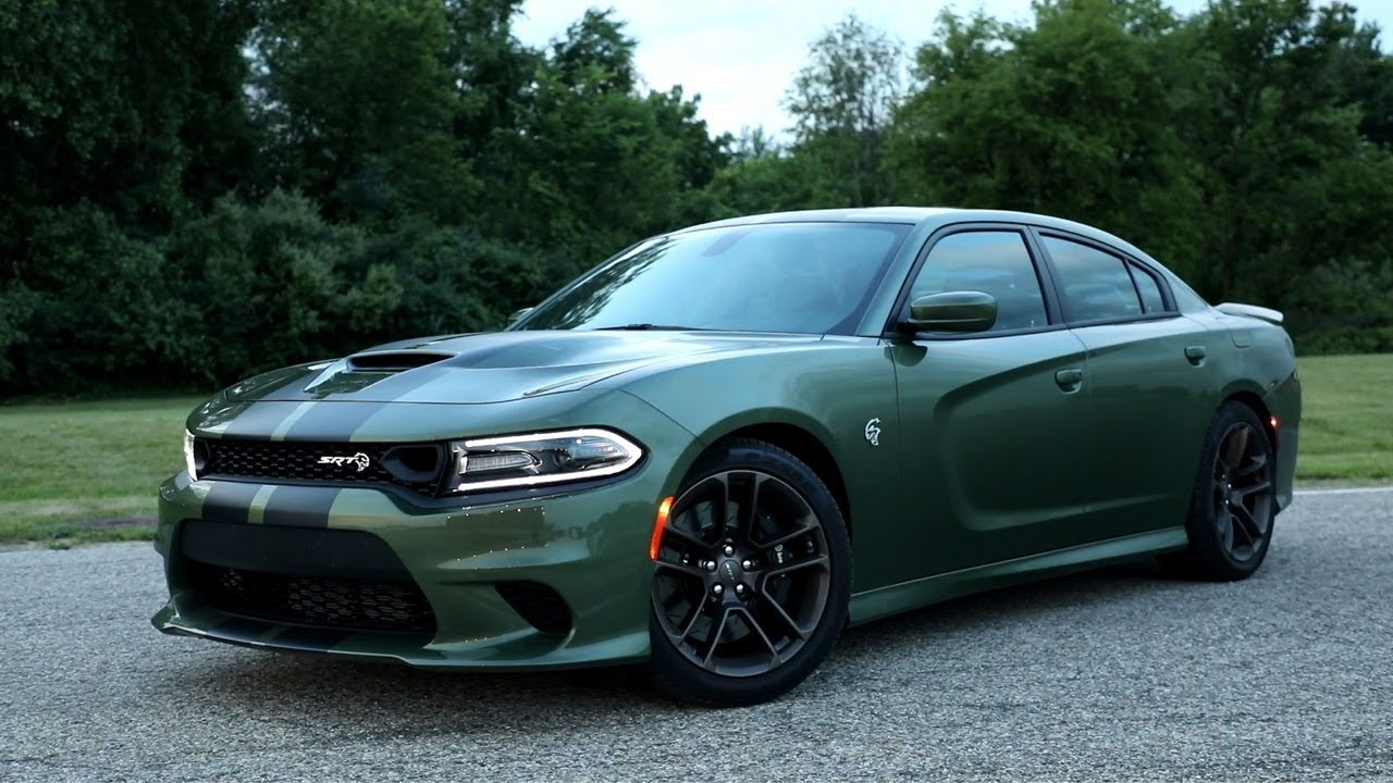 Dodge Charger Srt >> 2019 Dodge Charger Srt Hellcat Youtube