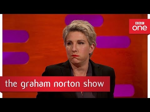 Can Tamsin Greig act while the audience is being sick? - The Graham Norton Show - BBC One