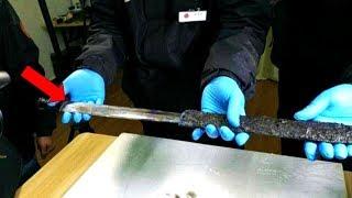 Keşfedilmiş En İnanılmaz Kılıçlar!