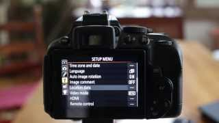 Nikon D5300 Review of Wifi and GPS Features.(Nikon D5300 Review of Wifi and GPS Features. My Facebook Page: https://www.facebook.com/Digital.Photo.Recommendations Buying a review product?, 2013-12-06T16:30:02.000Z)