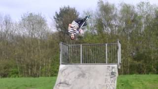 Duncan Hewett ~ High Flair BAIL