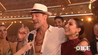 DWTS 28 - James Van Der Beek & Emma Judge's Scores | LIVE 10-21-19