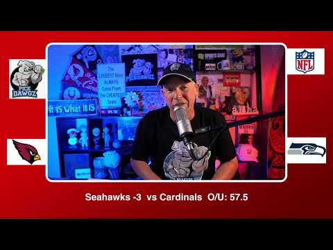 Seattle Seahawks vs Arizona Cardinals 11/19/20 NFL Pick and Prediction Thursday Week 11 NFL