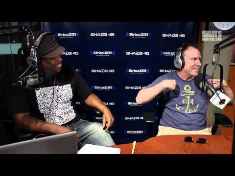 Colin Quinn Does a Robert DeNiro Impression on Sway in the Morning
