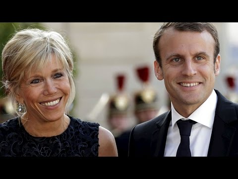 French President Married His Teacher?