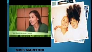 Maritoni Fernandez video Testimonial Amazing Organic Barley | Iamworldwide-chris alcayde