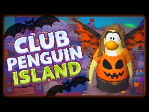 Club Penguin Island : HALLOWEEN ~ Sqaishey
