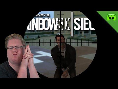 OOOPS HE DID IT AGAIN 🎮 Rainbow Six: Siege Ranked #89