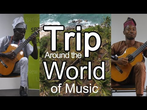 Trip Around the World of Music - a Travel Documentary
