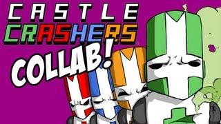 Castle Crashers w/ Mangaminx, CinnamonToastKen, and Yamimash! | Part 1 thumbnail