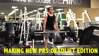 Athlean-X Max Shred Week 12 Workout Recap: Deadlifting Rookie