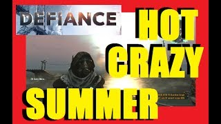 Defiance Gameplay with DraculaSWBF2 -  Hot Crazy Summer - 06/20/2017