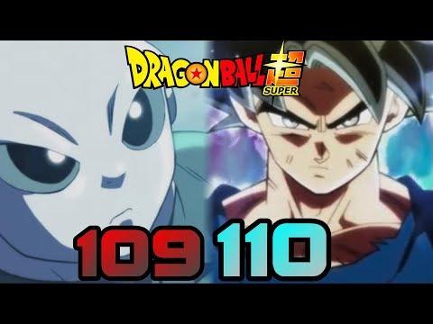 NEW FORM GOKU vs. JIREN: Dragonball Super Episode 109 & 110 Review