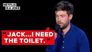 Jack Whitehall Couldn't Look at His Dad the Same After the Chernobyl Poop | Netflix Is A Joke