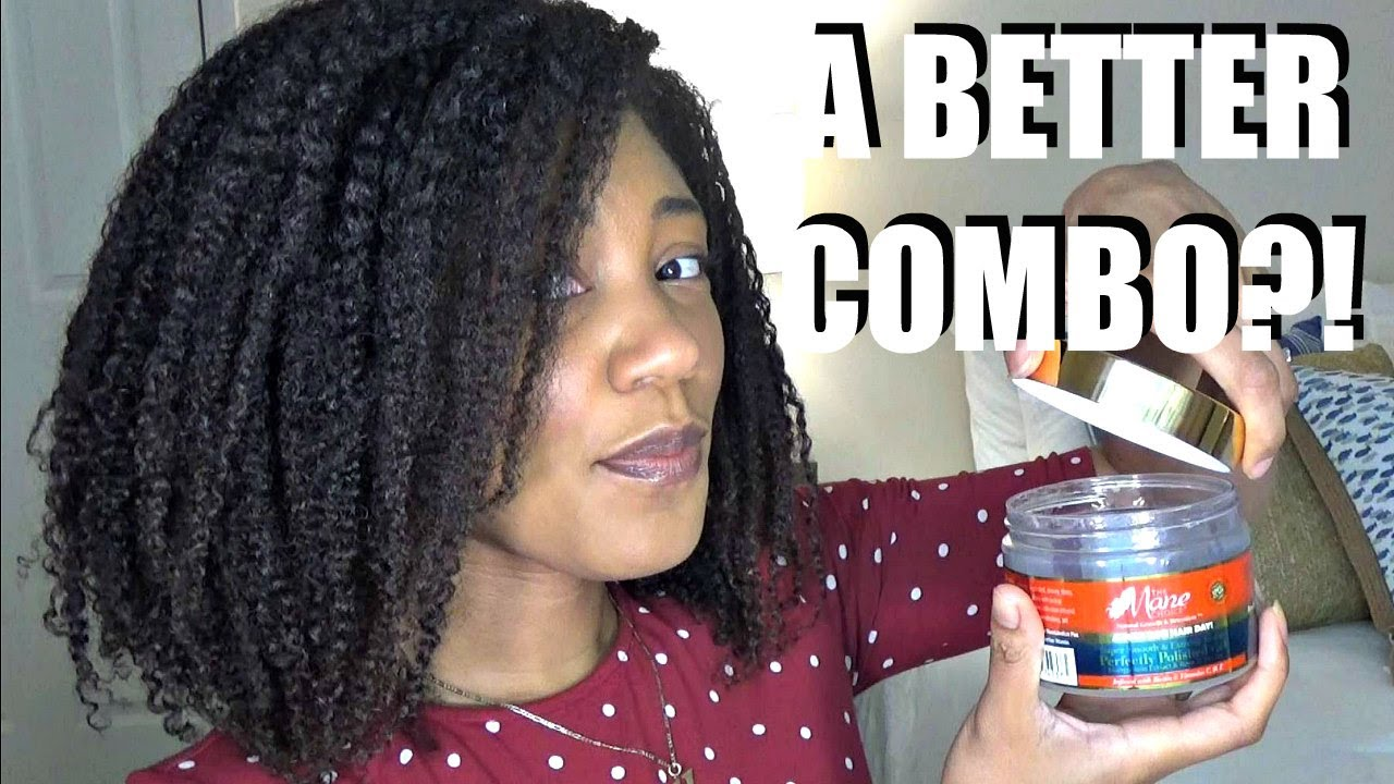 Again I Put Everything But The Kitchen Sink On This Wash And Go Youtube