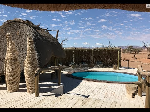 BEST LODGES OF NAMIBIA - LITTLE KULALA (SOSSUSVLEI)