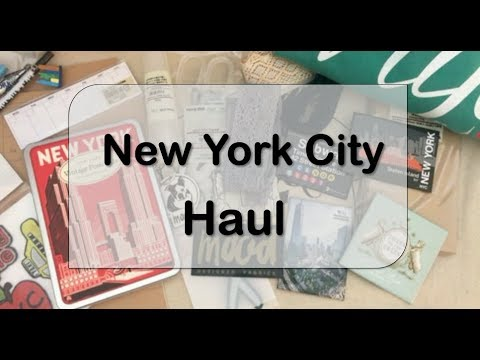 New York City Haul - Journal and Planner Finds