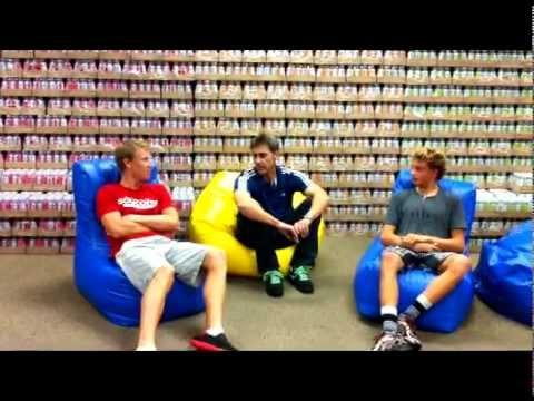 A Beginner's Help guide to Triathlon Training from Olympian Jarrod Shoemaker