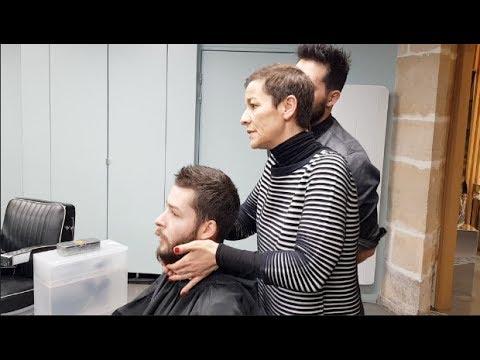 Vlog#10 LA BARBIÈRE DE PARIS NOUS OUVRE SES PORTES