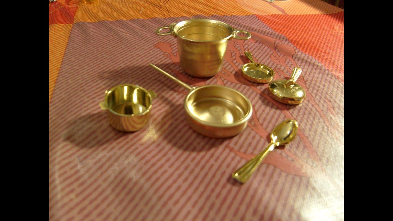 Miniatura diy sart n para tu cocina de casa de mu ecas - Casas miniaturas para construir ...