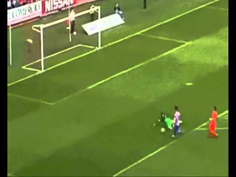 Jose Suarez vs. Sporting Gijon ● Individual Highlights ● J32 2014/15 Liga Adelante