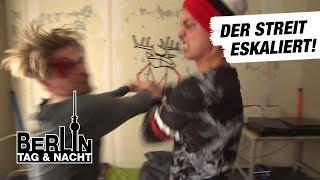 Berlin - Tag & Nacht - Pascal und Nik prügeln sich! #1617 - RTL II