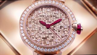BVLGARI LVCEA Mosaique Watch For Woman