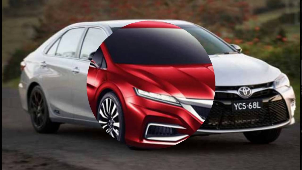 2018 Toyota Camry Se Concept Release Date Redesign Changes Youtube