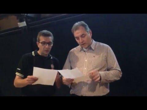 Backstage 1 - Il coro del Teatro Regio interpreta 'La Canzone dei Crusaders' della Curva Nord