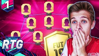 NOWY START! | FIFA 19 Ultimate Team RTG [#1]