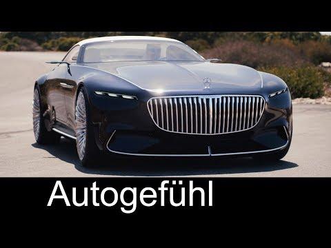 Mercedes-Maybach Six Cabriolet Concept Preview Exterior/Interior - Autogefühl