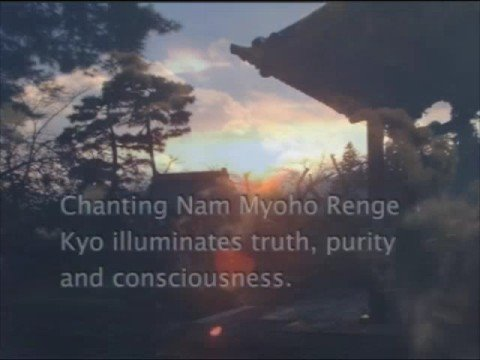 Nam Myoho Renge Kyo-The Mystic Law