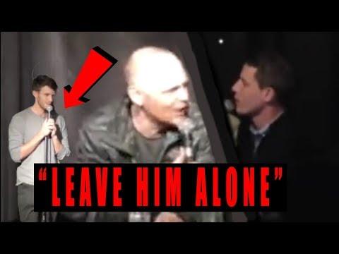 Bill Burr OBLIDERATES Bully in Psychological Battle 😲- Body Language Drama