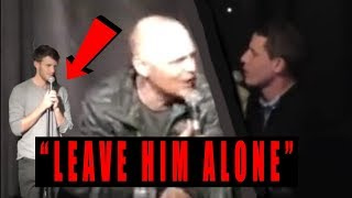 Bill Burr OBLIDERATES Bully in Psychological Battle 😲- Body Language Drama