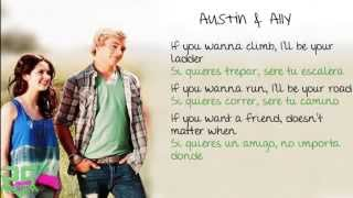 Austin & Ally - You can come to me - Ingles/Español - Version completa