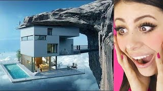 Download CRAZY Houses You Won't Believe Exist Mp3 and Videos