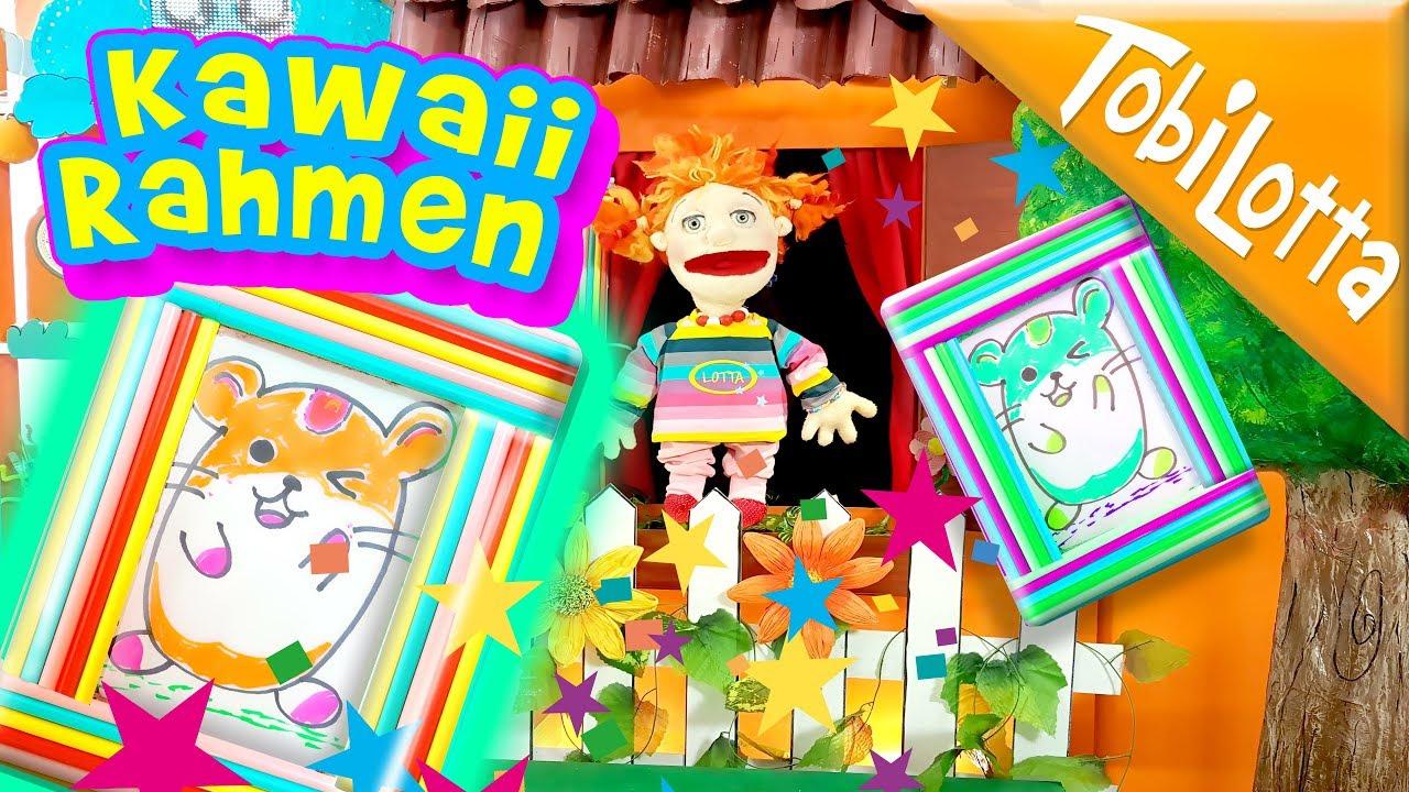 3D Kawaii Bilderrahmen basteln Kinderfilme , Kindervideos ...