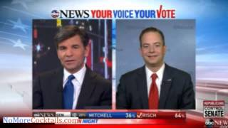 RNC Chair Reince Priebus: Policies of Obama Were Rejected