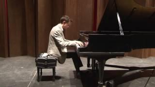 Beethoven, Piano Sonata No 18 in E-flat, IV. Presto con fuoco