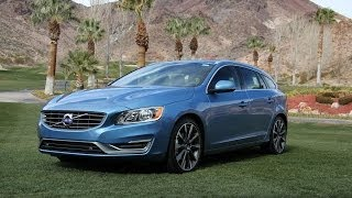 2015 Volvo V60 Sport Wagon Review and Road Test