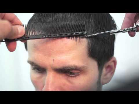 Мужская СТРИЖКА How to cut mens hair