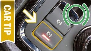 Was genau ist die Auto-Hold Funktion / (A) Taste bei der elektrischen Handbremse?