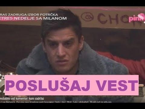 Davidova MAMA PONOVO ŠOKIRA! / OTKRILA TAJNI PLAN Aleks!