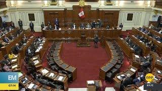 Transparencia revela que sólo 12 congresistas fueron puntuales en las sesiones del Congreso│RPP