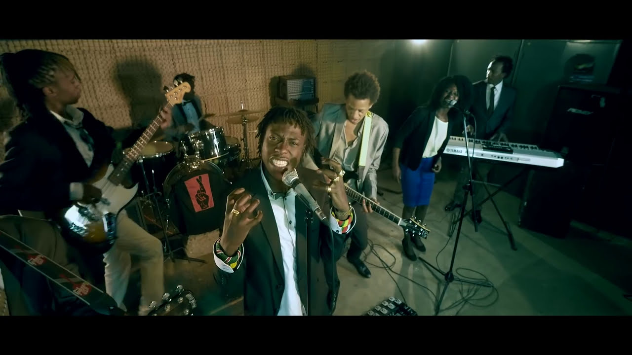 Download SARABI - LOVE (Official Video)