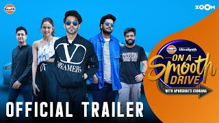 """Gulf Ultrasynth """"On A Smooth Drive"""" with Aparshakti Khurana   Official Trailer"""