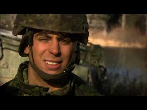 Canadian Forces - Infantry Soldiers